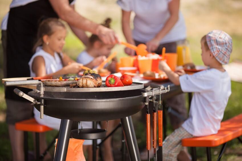 8da91d11b2ef Adoptez les réflexes santé pour vos repas en famille cuisinés sur le gril !