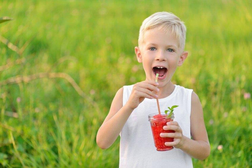 Conseil de Bastien : Mes enfants ont élu leur recette de jus