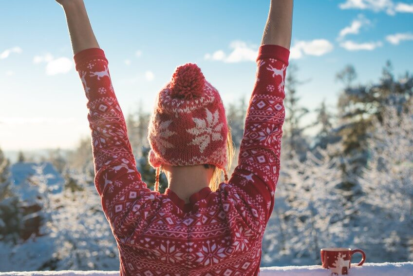 Conseil de Bastien : Un petit truc pour bien dormir en hiver