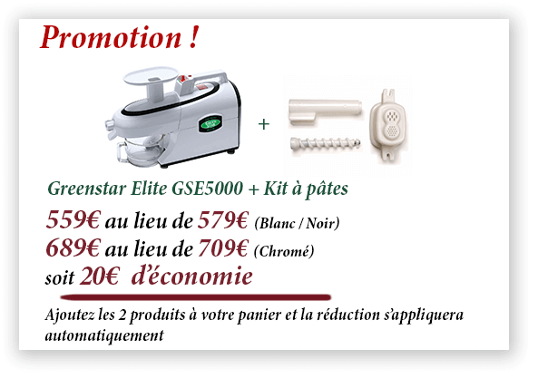 Promotion GSE5000