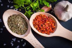 Recette d'aromates saveurs méditerranéennes au déshydrateur Sedona Combo