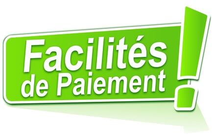 Facilités de paiements