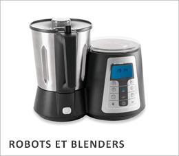 Robots et Blenders