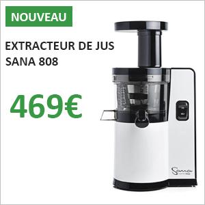 Extracteur SANA 808